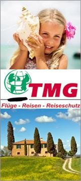 günstig Reisen buchen bei TMG